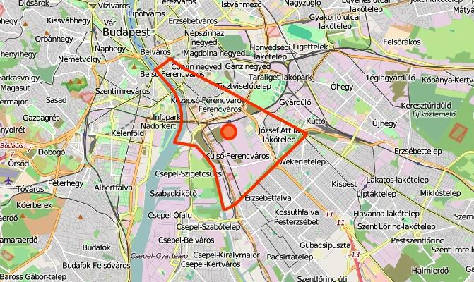 Fűtésszerelés – Budapest IX. kerület